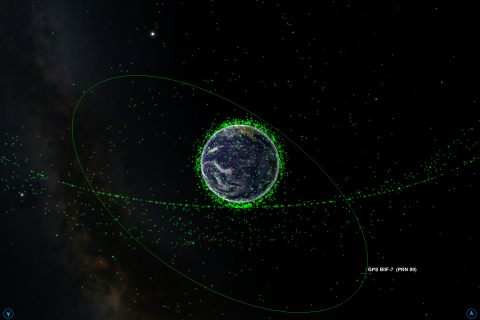 Orbit view 2